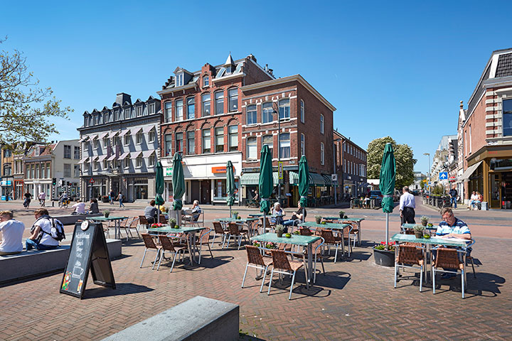 Hotel Lion D'Or central location in Haarlem